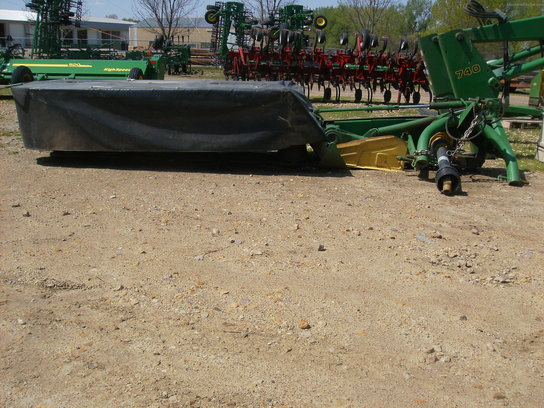 The C - C Ranch - Hay Mower Covers - Curtains