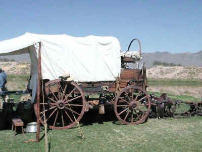 The C C Ranch Wagon Covers Cook Flys Old West Canvas